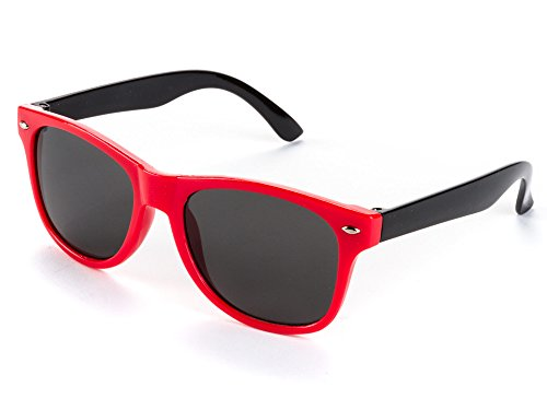 Kiddus Sonnenbrillen Kinder JUNGE | Alter von 6 bis 12 Jahren | sehr komfortabel und sicher | 100% UV-Schutz | ideales Geschenk für Kinder Kids KI30612