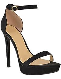 Es Sandalias Zapatos 35 Fiesta Mujer 5 Amazon Para Fqwhzwv De OkZiPXu