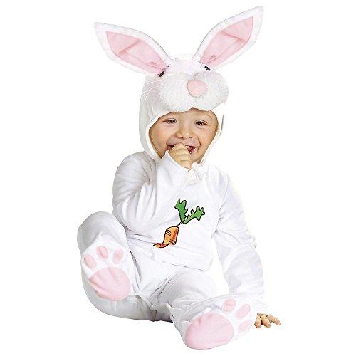 Costume vestito abito travestimento carnevale bambina coniglietto