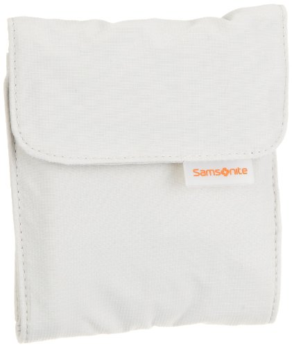 Samsonite Travel Accessor. V Dlx Multi-Pock Neck Pouch Cartera de cuello, Beige (Beige) Samsonite