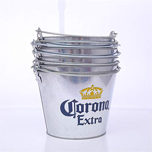 Haushalts -Eimer Corona Ice Bucket House 5L Water Bucket,A