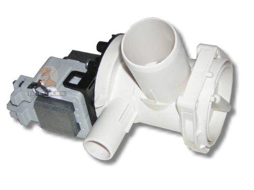 DREHFLEX® - Bosch Siemens Constructa Neff Laugenpumpe Pumpe - alternativ - passend für Teile-Nr. 141283 144488 (ersetzt 140470 (Spaltpol), 140499 (Spaltpol), 141120, 141283, 142184, 143994, 144340)