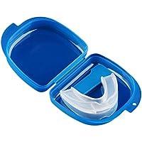 Babysbreath Protector de boca para detener el dispositivo de molienda de dientes Dispositivo Anti ronquido Bruxismo con caja de caja Ayuda para dormir