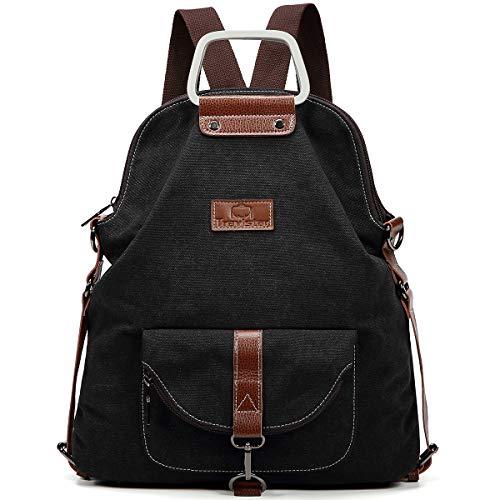 Travistar zaino donna borsetta donna borsa a tracolla zaino scuola borsa tela zaino da viaggio per donna