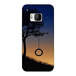 Neo World Summer Nights Back Case Cover for HTC One M9