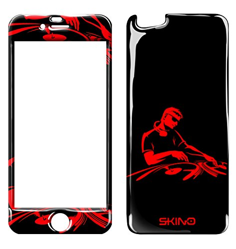 Skino™ Skin 3D Anti-Gravità Custodia Case Cover Hands-Free Selfie Resina Gel Ultra Sottile Antiurto per iPhone 5 / 5s / 5 SE / 6/6 Plus / 6s / 6s Plus / 7/7 Plus Anti-Scratch Slim riutilizzabile Prote CL-8