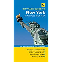 AA Citypack New York (Travel Guide) (AA CityPack Guides)