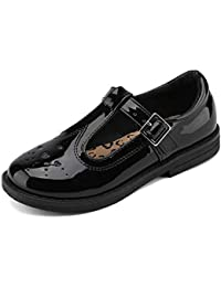Dream Pairs Zapatos de Vestir Uniforme para Niñas