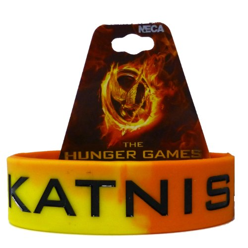 Armband - The Hunger Games Girl On Fire - Katniss