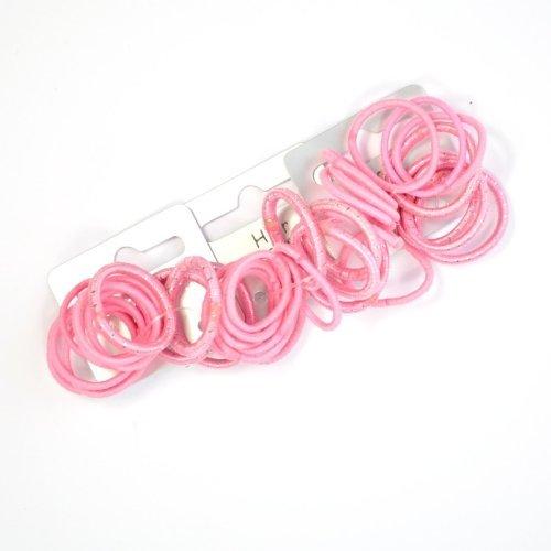 36x-36x-endless-rose-double-bebe-sans-cheveux-elastiques-mini-elastiques-pour-cheveux-pompons-tissu