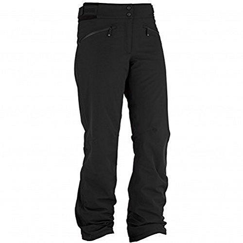 Eider EIV3357, Pantaloni da sci Donna Black (Noir)