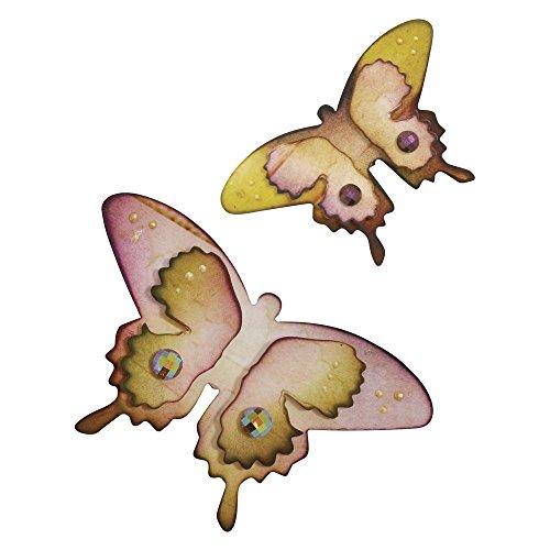 e, Mariposa, SB-Blister, Plastik, grau, 17.5 x 14 x 2 cm ()