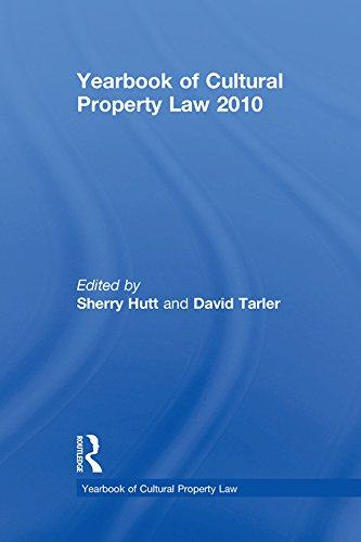 Yearbook of Cultural Property Law 2010 (English Edition)