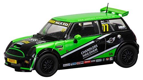 Scalextric C3743 BMW Mini Cooper S Challenge 2015
