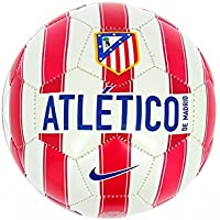 Nike Balón Skills-Athletic Madrid, White/V Red/empapado Blue, 1, SC2787-100