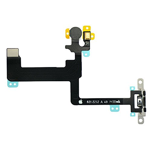 Digital Red Square Für iPhone 6Plus 14cm Power Flex mit Flash Mikrofon & Metall Halter Ersatzteil Kabel -
