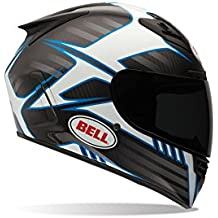 Bell Helmets Street 2015 Star Carbon SE Casco Adulto, color Pinned Azul, talla M