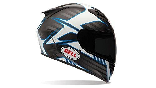Bell Powersports Helme Star, Pinned Blau, M