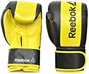 Reebok RSCB-11112YL 12 Oz Boxing Gloves, Yellow/Black