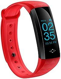 Lixada Montres Bracelet Fitness Tracker Wireless Activity Activity Trackers Wristband Blood Pressure Heart Rate Monitor Bracelet Sport Montre Podomètre