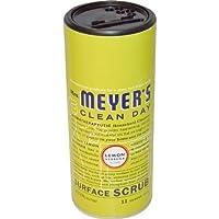 Mrs. Meyers Clean Day, Surface Scrub, Lemon Verbena Scent, 11 oz (311g)