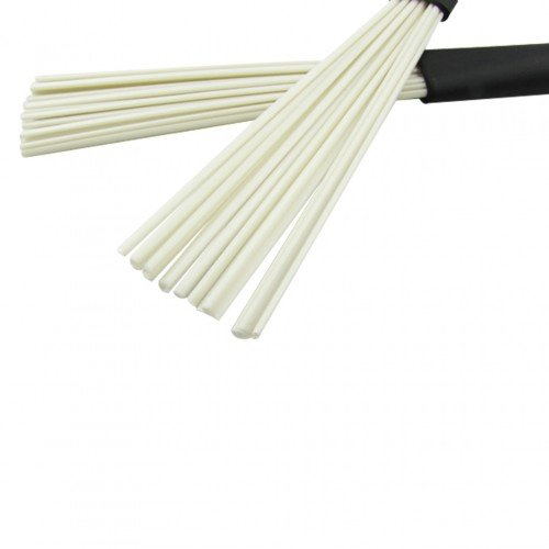 musiclily-retractable-loop-end-rock-jazz-drum-brushes-sticks-drumsticks-with-smooth-rubber-handle