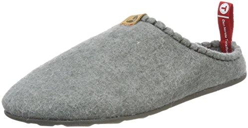 viking Unisex-Erwachsene DNT Toffel Pantoffeln, Grau (Lightgrey 89), 40 EU