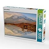 CALVENDO Puzzle Loch nan Eilean 1000 Teile Lege-Größe 64 x 48 cm Foto-Puzzle Bild von Gerhard Aust