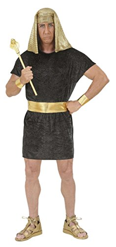 WIDMANN 71693 Erwachsenen Kostüm Pharao Herren Mehrfarbig L