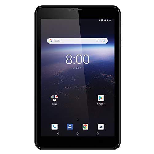 UMAX VisionBook 8Qa 3G - 3G Tablet PC, 1GB RAM, 16GB Memory, Dual SIM, Android 8.1 Oreo (Go Edition), 8