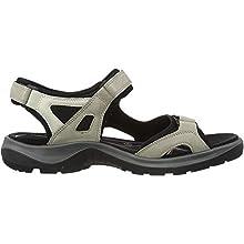 ECCO Offroad, Athletic Sandals Women's, Beige (ATMOSPHERE / ICEW. / BLACK 54695), 3 UK EU