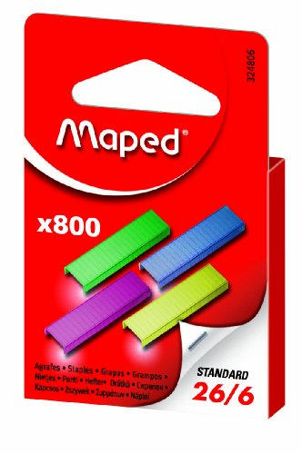 maped-800-coloured-staples-26-6-single-box-324806