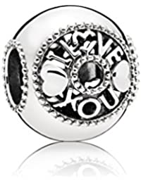 Pandora Women Silver Bead Charm - 796601