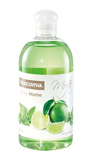 Tescoma fancy home ricarica per diffusore di essenza mojito, vetro, verde, 500 ml, 1 unità