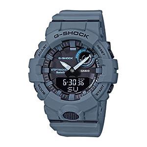 Casio Reloj Analógico-Digital para Hombre Correa en Resina GBA-800UC-2AER