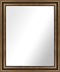 PTM Images 5-0616 Romita Champagne Mirror Wall Art, 21.25 by 25.25-Inch