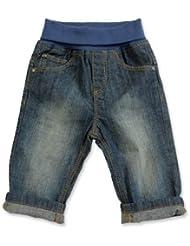 Schlupfjeans confortable avec ceinture large pour bébé de seven blue