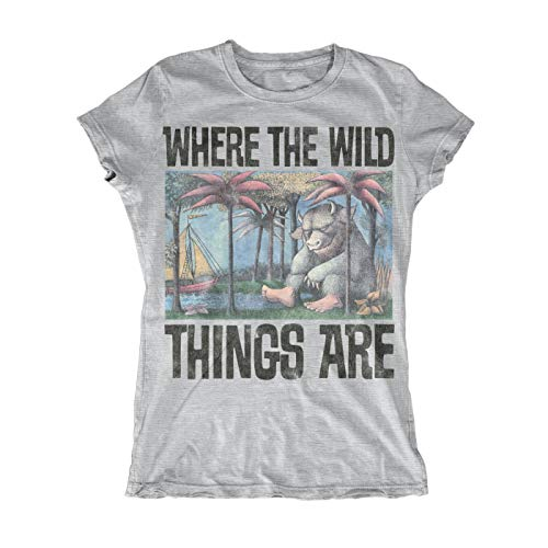 Beats & More Where The WILD Things Are - Book Cover (Fitted) (XL)