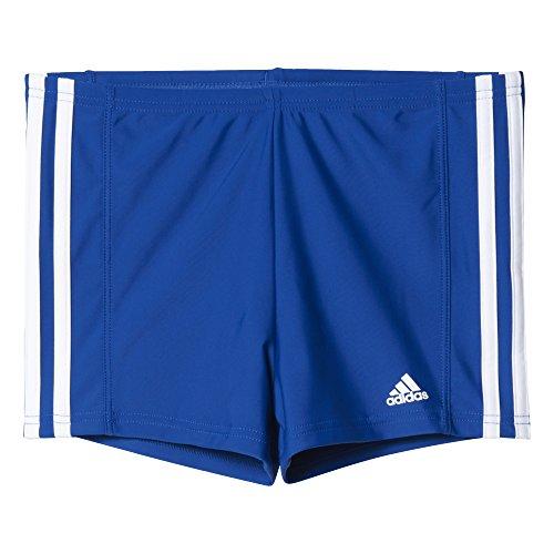adidas Jungen Infinitex Badehose Infinitex, Blau (Collegiate Royal/White), 128 (Herstellergröße: 7-8 Jahre)