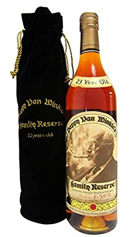 Pappy Van Winkle - 2015 Family Reserve Kentucky Straight Bourbon - 23 year old Whisky (Familie Van)