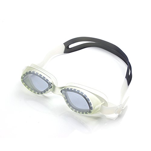 Tutoy Anti-Fog Adult Swimming Goggles Swim Waterproof Glasses For Water Sports -Grey