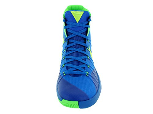 Nike chaussures de performance hyperdunk 2015 Soar/Volt/Green Strike