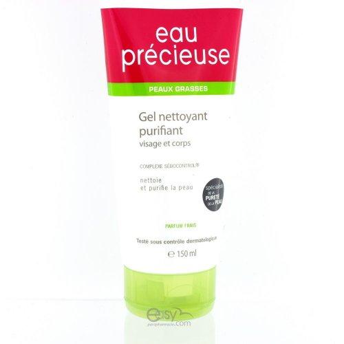 Eau Précieuse Gel Nettoyant Purifiant 150 ml