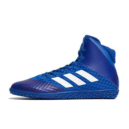 adidas Mat Wizard 4, Blu, 42 2/3