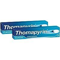 Preisvergleich für Thomapyrin Classic 2 x 20 Tabletten