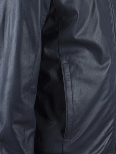 Torras Marlborough, Blouson à Capuche Homme Bleu