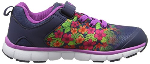 BruettingCreation VS - Scarpe Running Unisex - Bambini Multicolore (orange/blau)