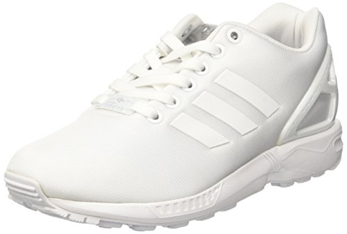 adidas Damen ZX Flux Trainer Low Weiß FTWR White, 38 EU