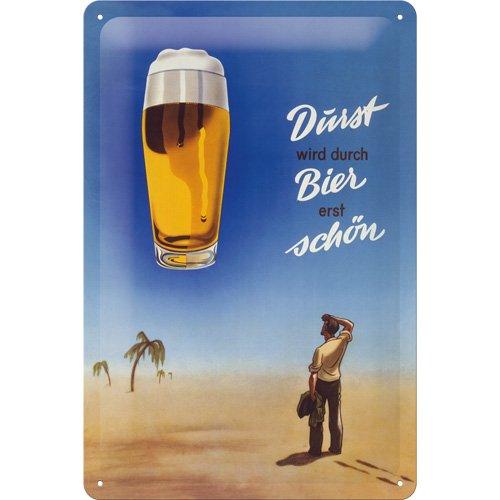 Nostalgic-Art 20256 Bier und Spi...