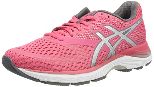 uk availability 5fcc7 326f6 ASICS Women s Gel-Pulse 10 Running Shoes, (Pink Cameo Silver 700)
